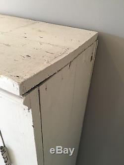 Antique Built-in Cabinet