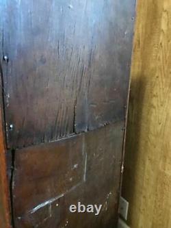 Antique Globe Wernicki Tilt-Front Oak File Cabinet
