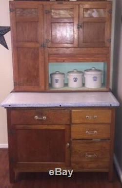Antique Hoosier Cabinet Wilson Kitchen Cabinets
