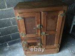 Antique ICE BOX for pick up only