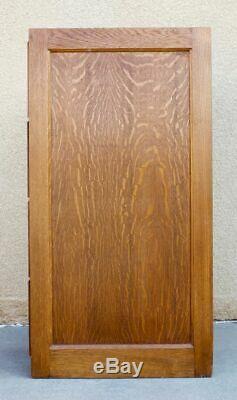Antique Mission Oak File Cabinet File Cabinet