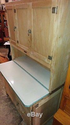 Antique Sellers brand Hoosier style kitchen cabinet Cupboard