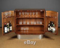 Art Deco Cocktail Cabinet c. 1930