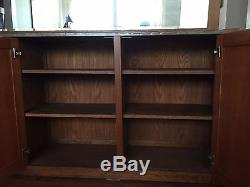 Arts & Crafts/Mission style Wall Cabinet