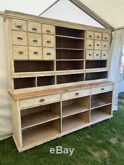 BIG Fantastic, Antique, Haberdashery, Dresser, Multi Drawer, Unit, Shop Display