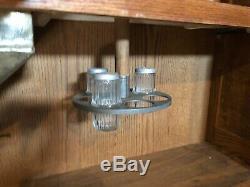 Beautiful Antique Hoosier (Kitchen Cabinet)-Excellent Condition