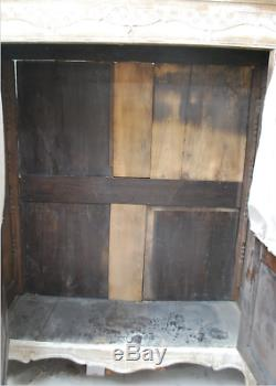 Beautiful bleached armoire
