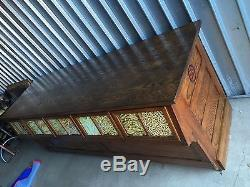 Early 1900s 90 Country Store Bean Counter Incredible Condition