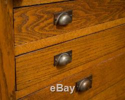 Flat File Map Cabinet