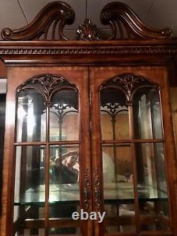 Genuine Curio display cabinet