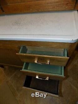 Hoosier Cabinet / Cupboard