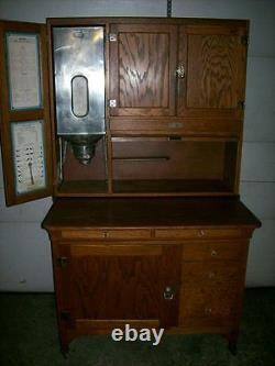 Hoosier Cabinet (sellers Cabinet)