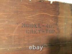 Hoosier Like Kitchen Cabinet-Sellers-Boone-Napanee-Good Condition