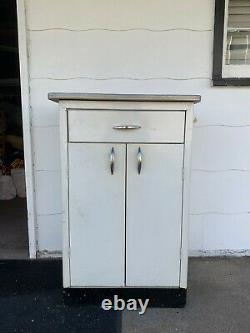 Metal Medical Cabinet