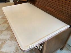 Oak Hoosier Style SELLERS Cabinet w Flour Bin, Fully Restored and in Great Cond