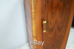 Pair of 1930s art deco bedside cabinets