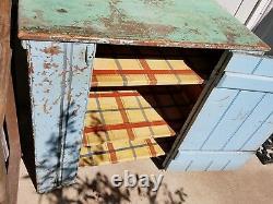 Primitive Jelly Cupboard- NICE-