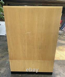 Rare Vintage Wood Library Card Catalog Cabinet 60 Drawers with3 Pull Out Shelves