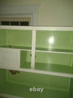 Restored Hoosier Cabinet