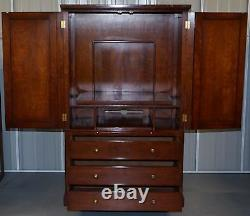 Rrp £5500 Harrods London Kennedy Campaign Furniture Media Entertainment Cabinet