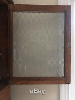 Sale. RedBakers Cabinet/ antique possum belly cabinet /antique KitchenCabinet