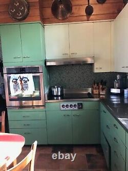 St Charles Steel Vintage Cabinets Post -1950