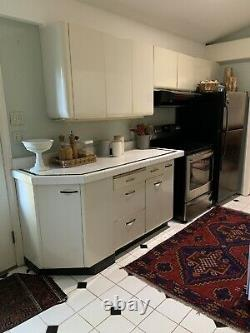 Vintage Beautycraft Metal Kitchen Cabinets