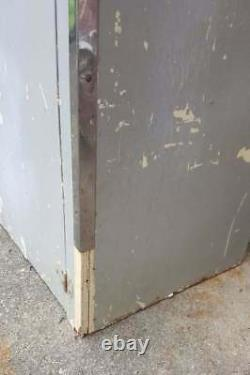 Vintage Chimney Cabinet Pantry Cupboard Gray Local PickUp Avail 66x17x15