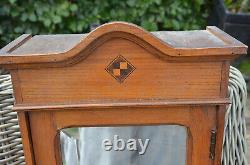 Vintage French Medicine Apothecary Bathroom Kitchen Wall Cabinet Shabby Chic