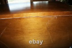 Vintage Gaylord Bros Library Card Catalog 30 Drawers File Cabinet