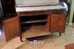 Vintage Hoosier Cabinet. Hutch