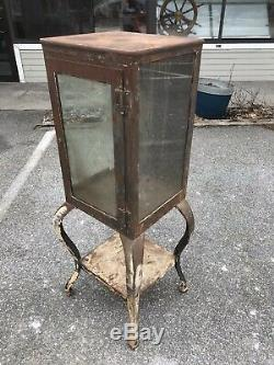Vintage Medical / Dental Cabinets iNdUsTrIaL mEtAl sTeEl rEtRo vIntAgE