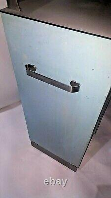 Vintage Mid-Century Modern Hamilton Medical / Dental Cabinet