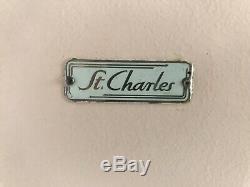 Vintage St. Charles Kitchen Cabinets